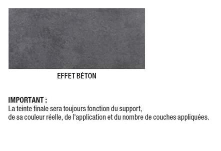 d co no limit effet b ton kit fond finition espace d 39 eco bois. Black Bedroom Furniture Sets. Home Design Ideas