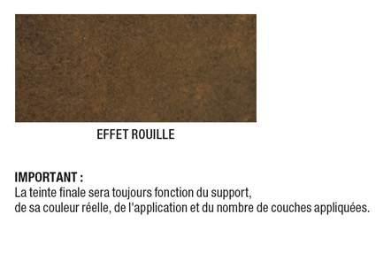 Deco No Limit Effet Rouille Kit Fond Finition Espace D Eco Bois