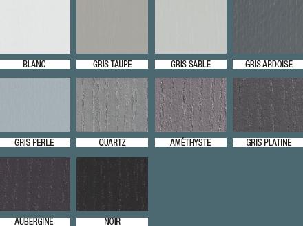 Nuancier sublim bois sans odeur espace d 39 eco bois for Nuancier peinture gris perle